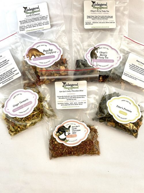 Image of Sample Teas